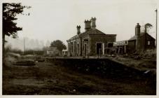 Cambrian Railways, Presteigne.