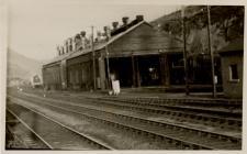Cambrian Railways, Machynlleth.