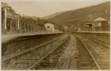 Cambrian Railways, Drws Y Nant.