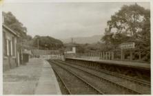 Cambrian Railways, Bont Newydd.