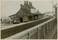 Cambrian Railways, Afon Wen.