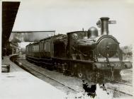 Cambrian Railways, Steam Train.