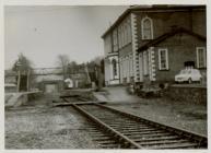 Cambrian Railways, Llanidloes.