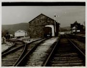 Cambrian Railways, Caersws.