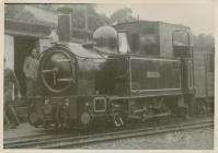 Cambrian Railways, Countess at Llanfair.