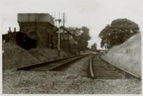 Cambrian Railways, Llynclys.