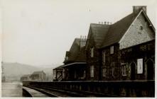 Cambrian Railways, Knighton station.