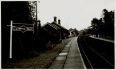 Cambrian Railways, Llanwrtyd wells.