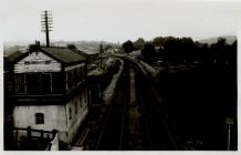 Cambrian Railways, Llandovery.