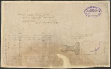 Bodmin and Wadebridge Railway Company: plan of...