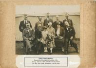 Flower Show Committee of Penarth Ex-Servicemen&...