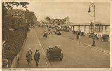 Esplanade & Pier Pavilion Penarth