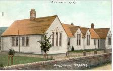Tregaron county school