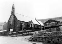 St Barnabas Church Gilfach Goch.