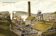 Cymmer Colliery Porth