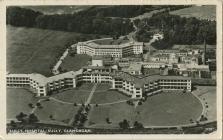 Sully Hospital, Sully, Glamorgan.