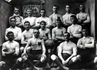 Llandeilo Seconds Rugby Teams 1905-1906