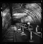 Conveyor belt at Abercynon Colliery