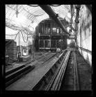 Pit bottom at Taff Merthyr Colliery
