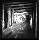 Gullick Dobson chocks at Lewis Merthyr Colliery
