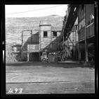 NCB lorry at Graig Merthyr Colliery