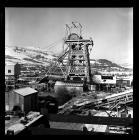 Downcast shaft at Merthyr Vale Colliery