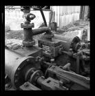 Twin cylinder rope-changing capstan at Merthyr...