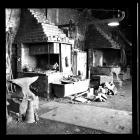Blacksmith's workshop at Big Pit Colliery