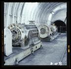 Pit bottom pumping station Taff Merthyr Colliery