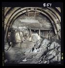 Eimco machine at Merthyr Vale Colliery