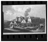 Furnaces at Blaenavon Ironworks