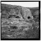 Blast furnace at Blaenavon Ironworks