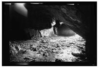 Underground at Dolaucothi gold mine