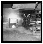 Tapping a blast furnace at East Moors