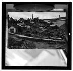 Old Iron Works Nantyglo postcard