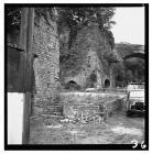 Blast furnace at Neath Abbey Ironworks