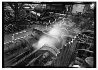 Press at Newport Tube Works