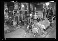 Coedcae shaft at Lewis Merthyr Colliery