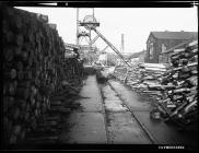 Coed Cae Pit at Lewis Merthyr Colliery