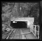 Drift mine at Clydach Merthyr Colliery