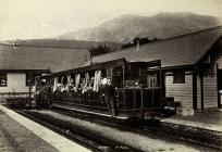 Snowdon Mountain Railway c1910