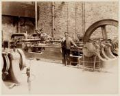 Tannett Walker & Co. steam pumping engine