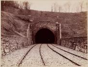 South end of tunnel mouth at Gaig Station