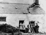 Nantllwyngwedd, Abergynolwyn