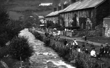 Water Street, Abergynolwyn