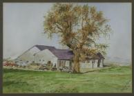 The Clubhouse and the Old Oak Tree