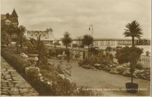 Promenade Gardens, Penarth.