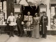 Staff of the Aberystwyth Coliseum