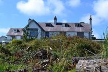 The White House Hotel in Abersoch