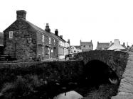 Aberdaron (black and white)